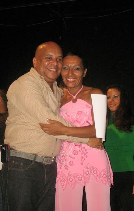 Prof. WILLIAM PALENCIA y ELVIA ARÉVALO.