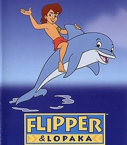 desene Flipper Si Lopaka poster