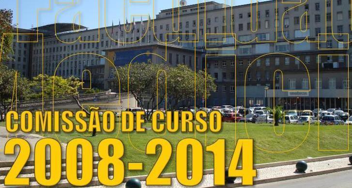 Comissão de Curso FMUL 2008-2014
