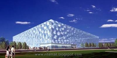 National Swimming Center - Beijing