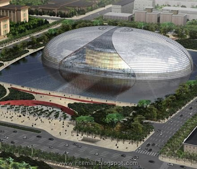 National Grand Theater-  Beijing