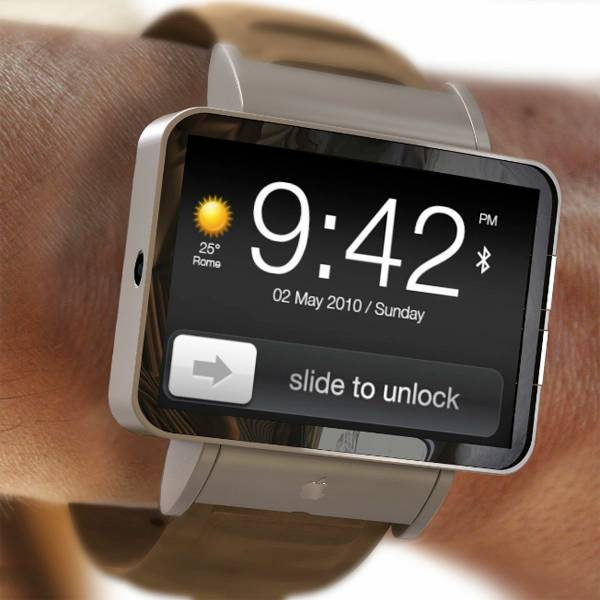 iWatch - Apple Concept Hours