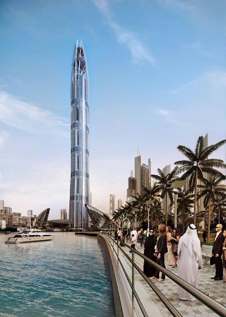 برج نخیل دبی