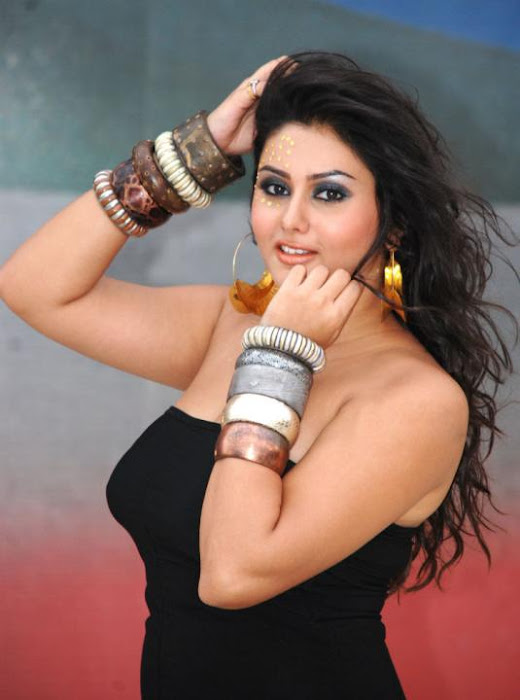side- namitha latest photos