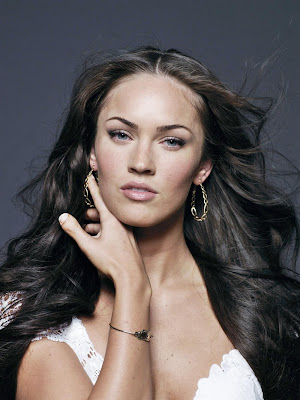 Megan Fox Hairstyles 43