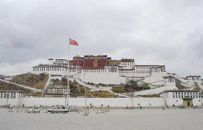 Amazing Potala Palace