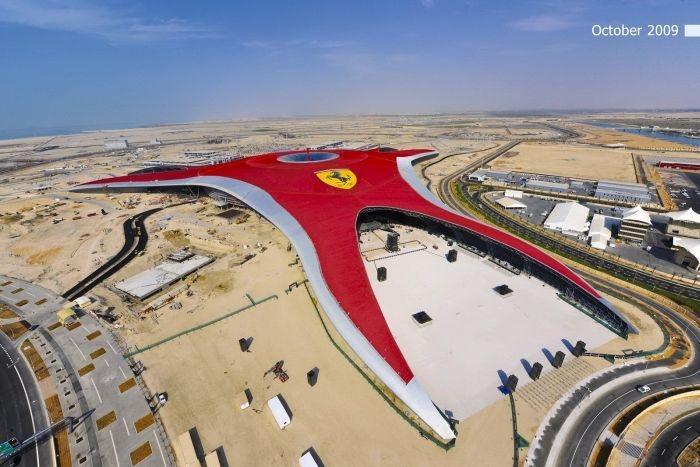 Ferrari Park Dubai 20091102 002 - Ferrari Park in Dubai