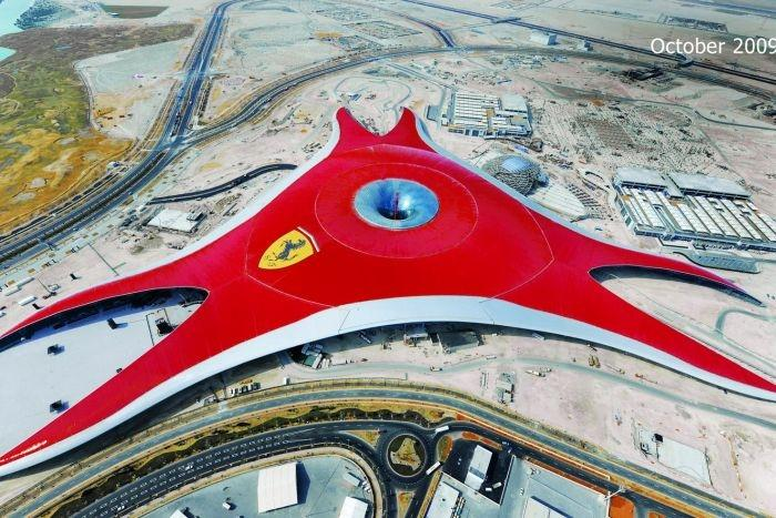 Ferrari Park Dubai 20091102 003 - Ferrari Park in Dubai