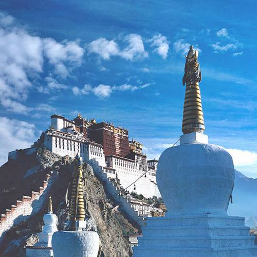  The Potala Palace: Tibet's greatest monumental structure