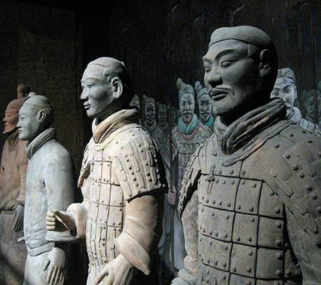 Mystery of Qin Shi Huangdis Mausoleum