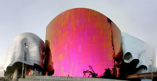 Experience music project. Seattle, USA