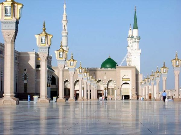 World's Top 20 Largest Mosques