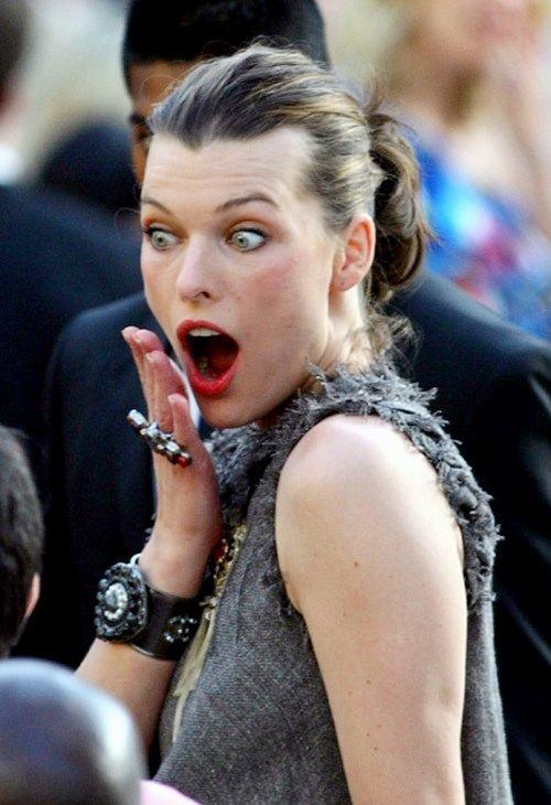 Worldwide Famous Left ... Milla Jovovich Wiki