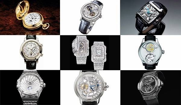 world s top 20 most expensive watches