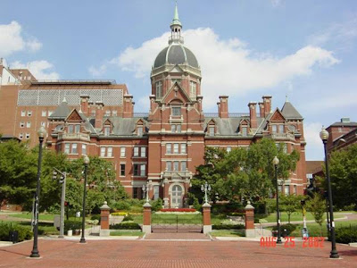 13+Johns Hopkins University 13 Top 25 Universities Of The World