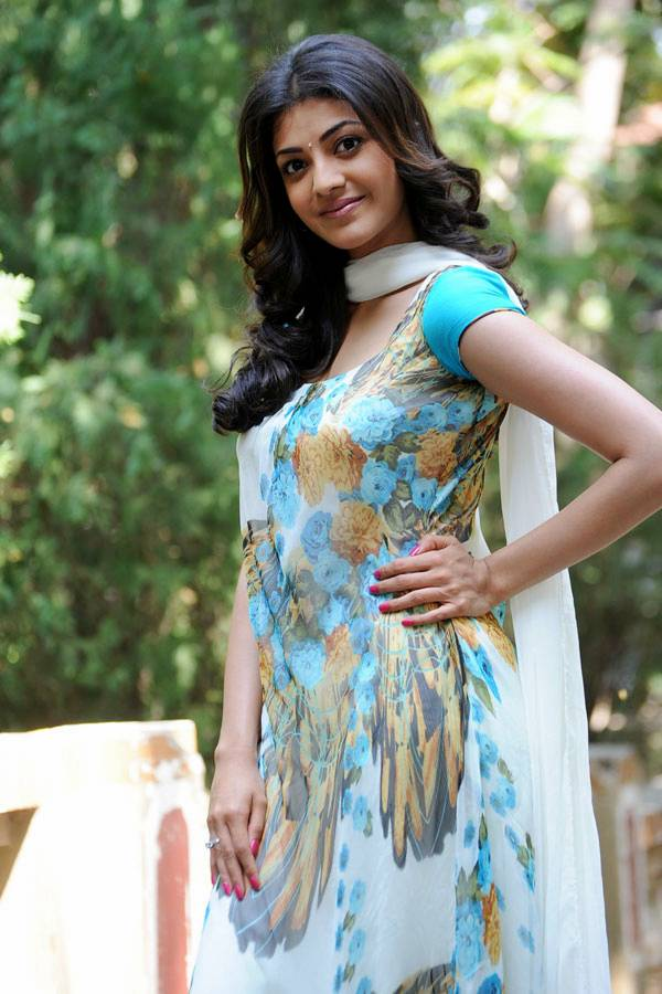 kajal agarwal traditional dress - photo #12