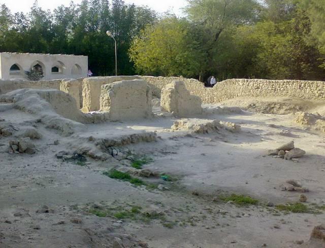 اقدم المساجد فى العالم Oldest_Mosques_004