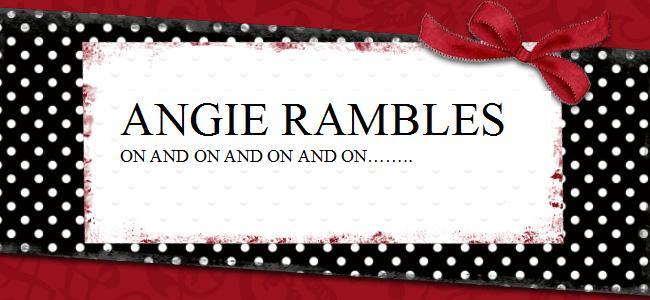 angie rambles