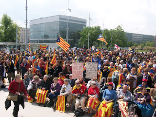 Catalan Independence Sheepdog  Catalunya Independencia Som Una Nacio Catalonia