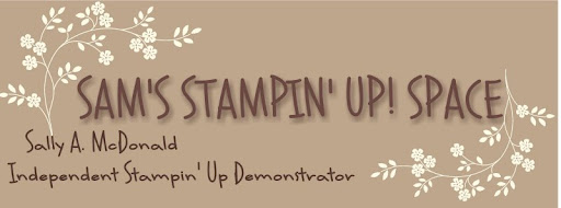 SAM's Stampin' Up! Space