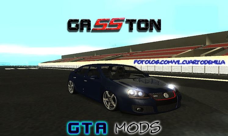 mods para GTA by gaSSton