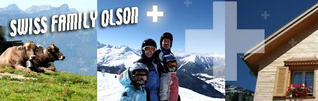 Swiss Family Olson