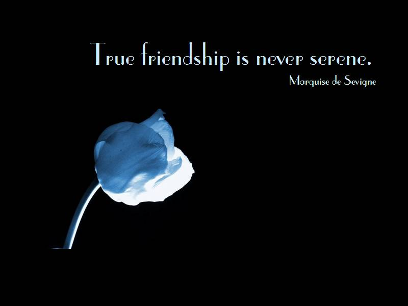 friendship quotes images. Friendship quotes-Silence