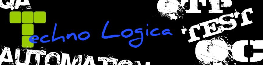 Techno Logica - Stuff on Test Automation, Automation Tools, Scripting,QTP, QC, PHP...