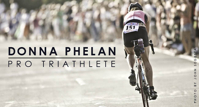Donna Phelan - Professional Triathlete