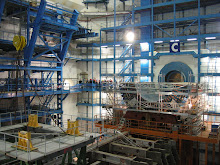 LHC CERN ATLAS Cavern