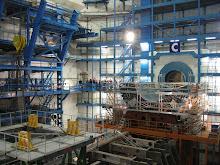 LHC CERN ATLAS Cavern