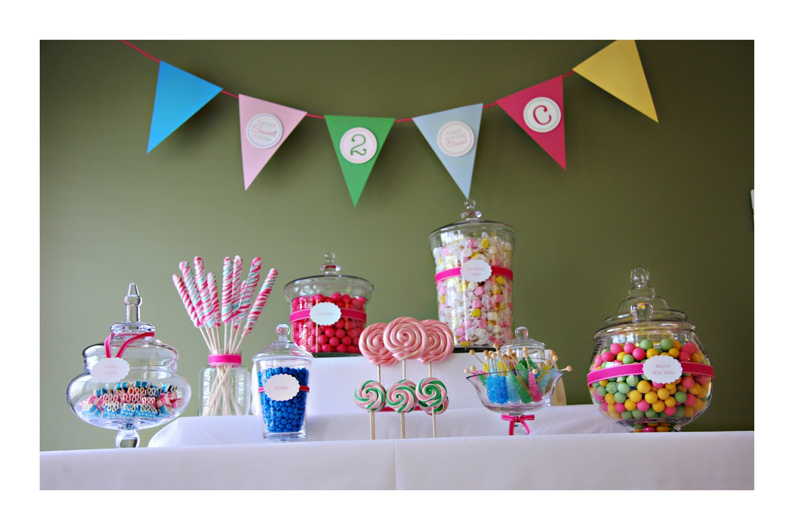 Birthday sale the tomkat studio blog -  Sweet Customers Claire S Lollipop Birthday Party