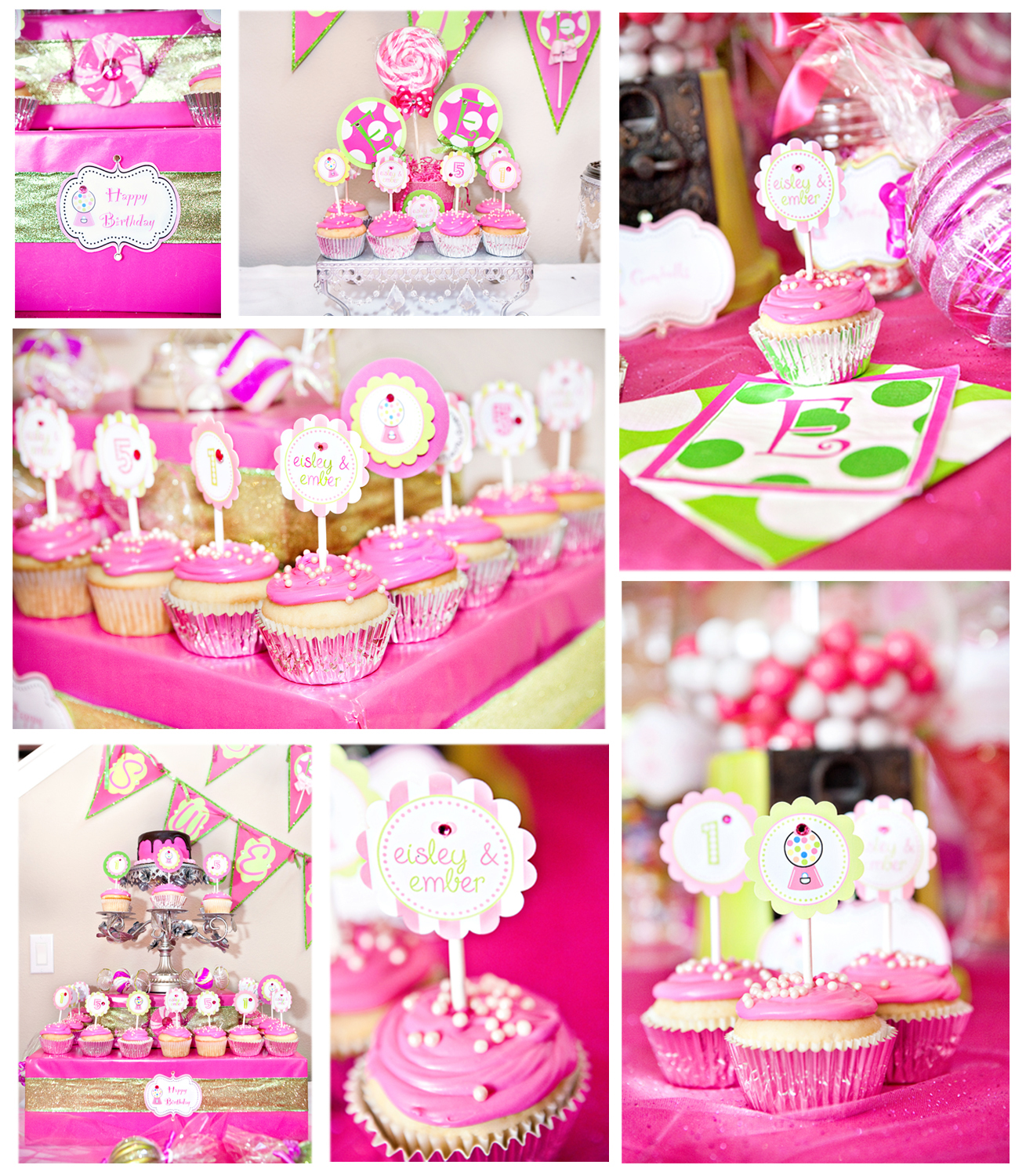 The TomKat Studio: {Sweet Customers} Pink Sweet Shoppe