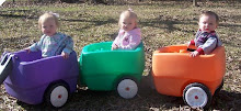 Spring 08..Ready for a Wagon Ride
