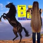 Como fazer o cabelo crescer mais rápido com vitamina pra cavalo, monovin a