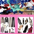 medidas de roupas e calçados dos estados unidos