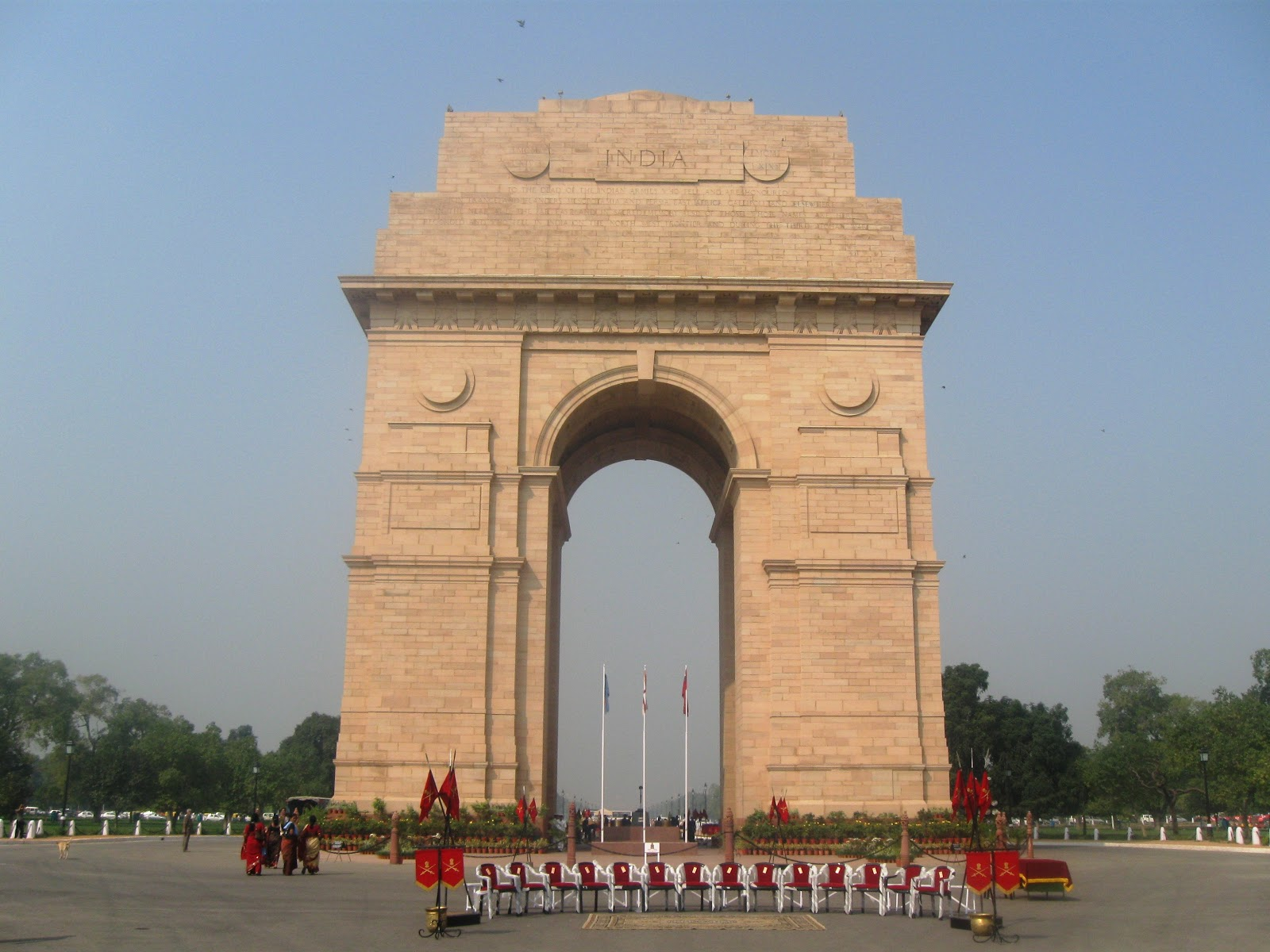Never thought india gate had that height proud to be a sikkimese