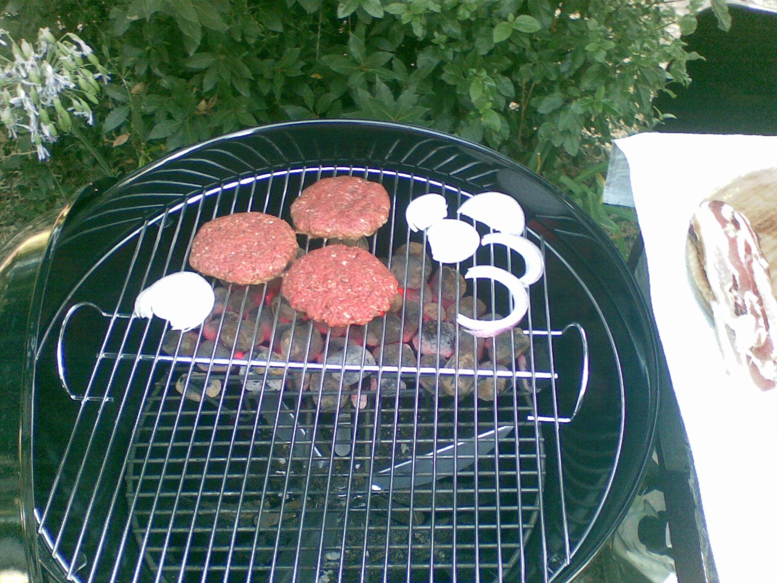 Mon barbecue le weber est arriv - Cheminee allumage weber ...