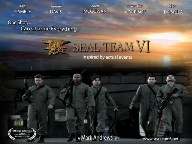 seal team. Movies - Seal Team VI