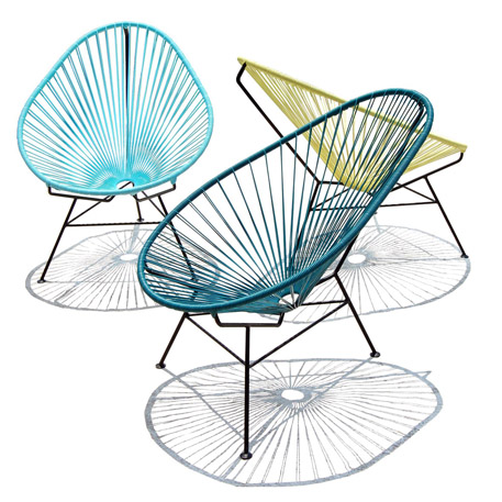 Designkeus een blog over de persoonlijke designkeus van for Silla acapulco ikea