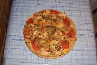 Tomaten-Mozzarella Omlette | Low Carb Rezept