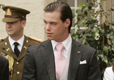 prince felix of luxembourg