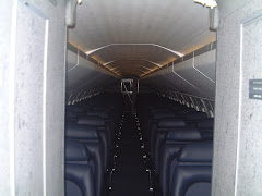 The passenger cabin