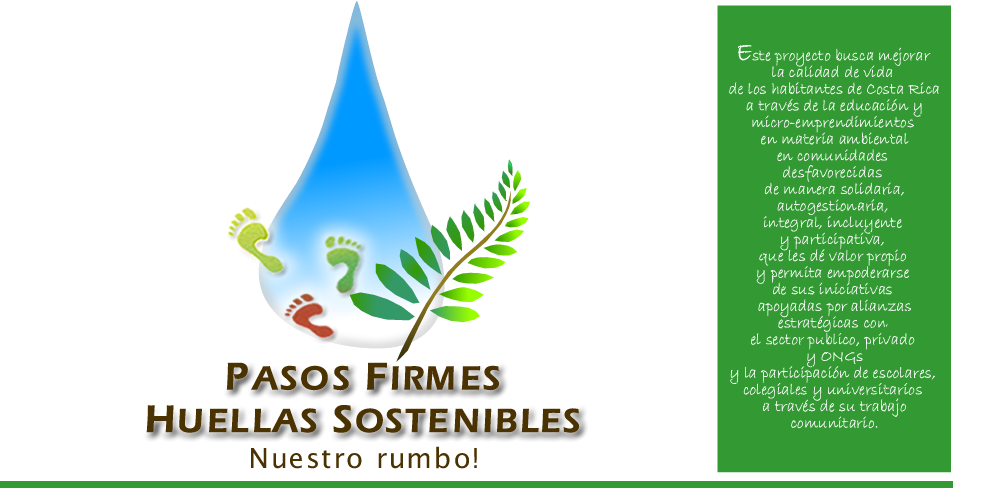Pasos Firmes, Huellas Sostenibles por Horizonte Verde
