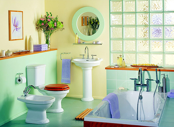 Feng Shui for Bathroom