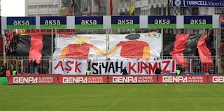 ESKISEHIRSPOR - Turkey - Ultras AskSiyahKirmizi