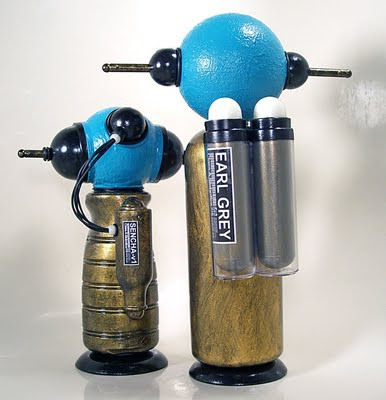mike slobot toy karma 2 chicago rotofugi robot art