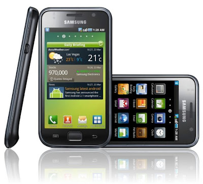 Samsung Galaxy S I9000 India Launch