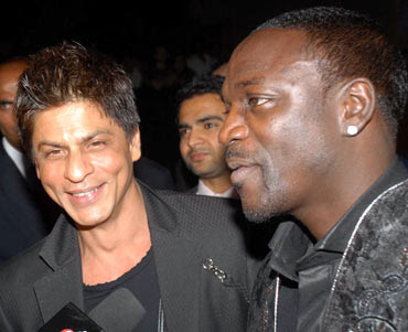 Akon wants to act in Bollywood movies