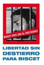 BISCET SEGUIRÁ LUCHANDO EN LIBERTAD